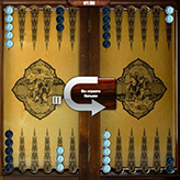 Скриншот игры Нарды короткие – Самые популярные нарды!