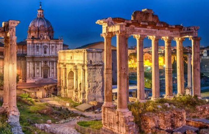 Итальянский археологический сюрприз: истинный возраст Рима.